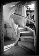 sprial stairs